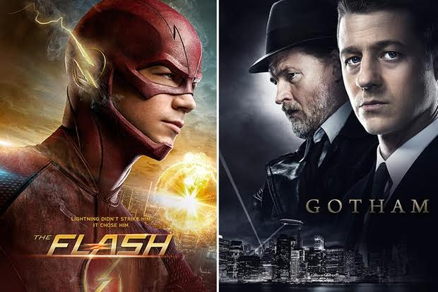 Novedades de The Flash, Gotham, Juego de Tronos, The walking dead, Mac Gyver, Singularity, Agents of SHIELD, Arma Letal, Narcos, Anatomía de Grey, Como defender a un asesino, Notorious, The Blacklist, Van Helsing ¡y más series de Sy Fy!