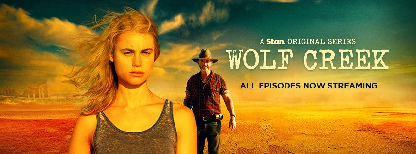 Wolf Creek 1x01 Espa&ntildeol Disponible