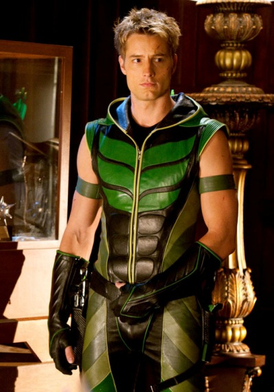 New Green Arrow