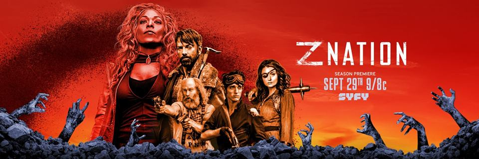 Z Nation: La temporada 3, disponible en Netflix España.