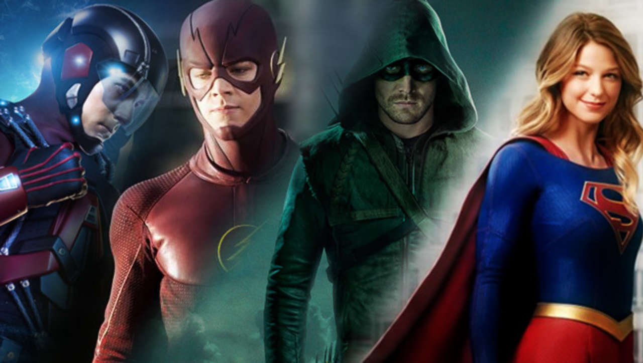 ¡Habrá nuevo Mega-Crossover 2017-2018 entre Supergirl, Arrow, The Flash y Legends of tomorrow!