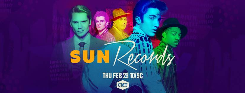 Sun records: estreno de nueva serie en CMT, inspirada en el musical Million Dollar Quartet