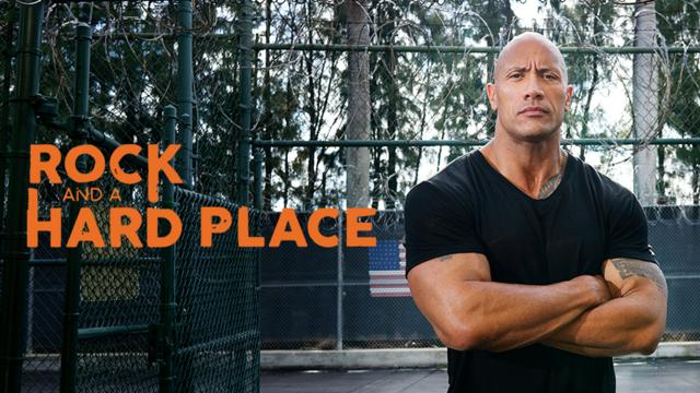 "ROCK AND A HARD PLACE (Segunda oportunidad): estreno en HBO España de nuevo documental con Dwayne ""The Rock"" Jonhson (Ballers)"