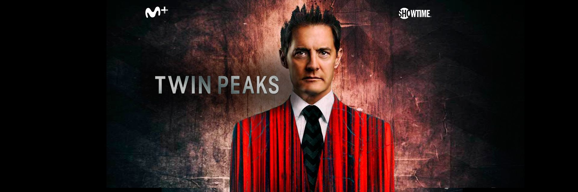 TODO TWIN PEAKS EN MOVISTAR PLUS, incluida la fundamental 'Fuego Camina Conmigo'