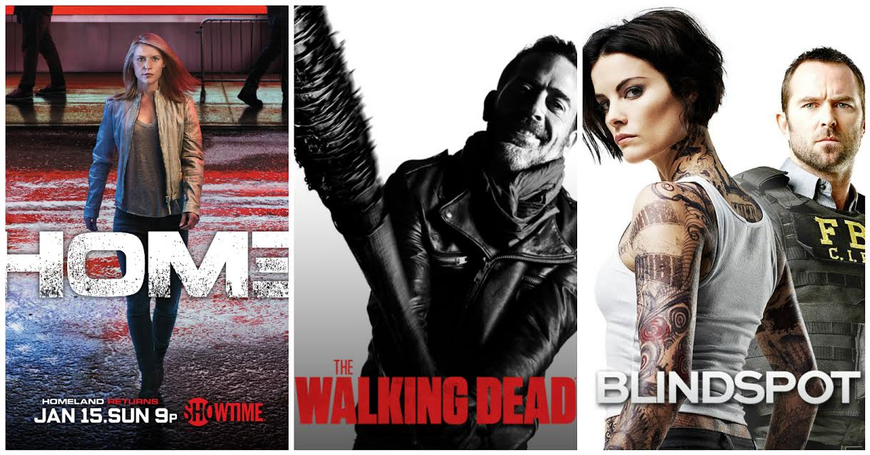 "Novedades de Westworld 2, The walking dead, Grimm, Homeland, Scandal, Blindspot, Sleepy Hollow, Sherlock, Bones, Van Helsing 2, New girl, Chicago PD, The Magicians, Legion, Agents of SHIELD, The Defenders, The Halcyon y ""Z"" con Christina Ricci"