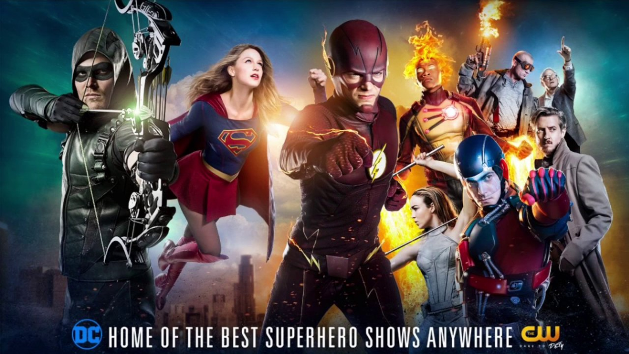 ¡¡¡Fechas para los FINALES de temporada de The Flash, Arrow, Supergirl, DC Legends, Riverdale, Black Lightning, Los 100, Supernatural, Jane the virgin, iZombie y más series de TheCW!!!