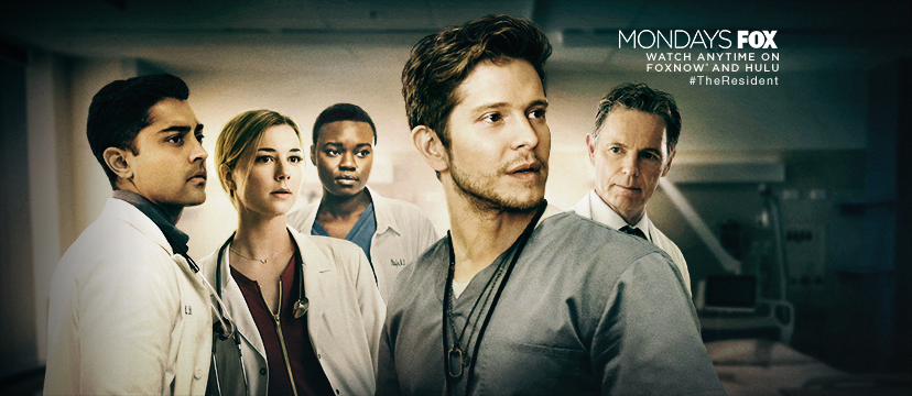 FOX Life España estrena 'THE RESIDENT' doblada en español. Con Emily VanCamp ('Revenge') y Matt Czuchry ('The Good Wife').