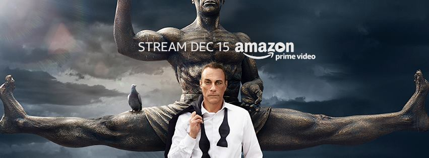 Jean Claude Van Johnson: Disponible en Amazon Prime Video la T1 de la nueva serie con Jean-Claude Van Damme (JCVD)