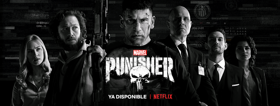 The Punisher renovada por Netflix: Habrá 2ª temporada del spin-off de Daredevil!!