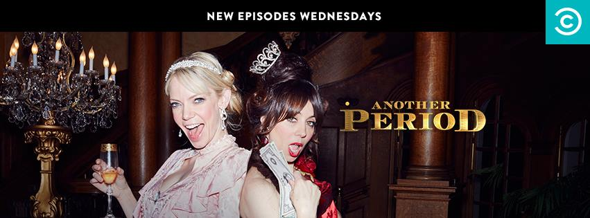 Another Period 2 temporada estreno en español en Comedy Central España