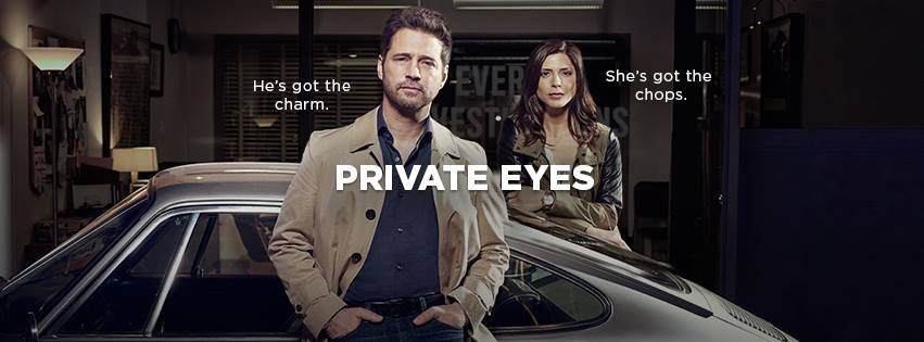 PRIVATE EYES: FOX LIFE estrena la 2ª temporada doblada en español.