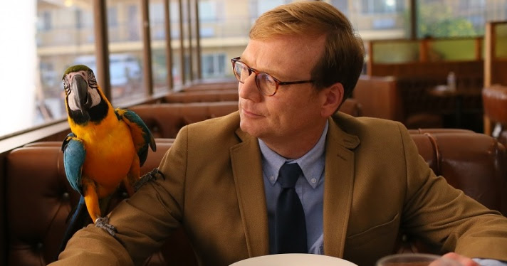 Review en Movistar Series: estreno de la 2ª temporada. CREADA Y PROTAGONIZADA POR EL VETERANO CÓMICO ANDY DALY ('THE OFFICE', 'SILICON VALLEY')